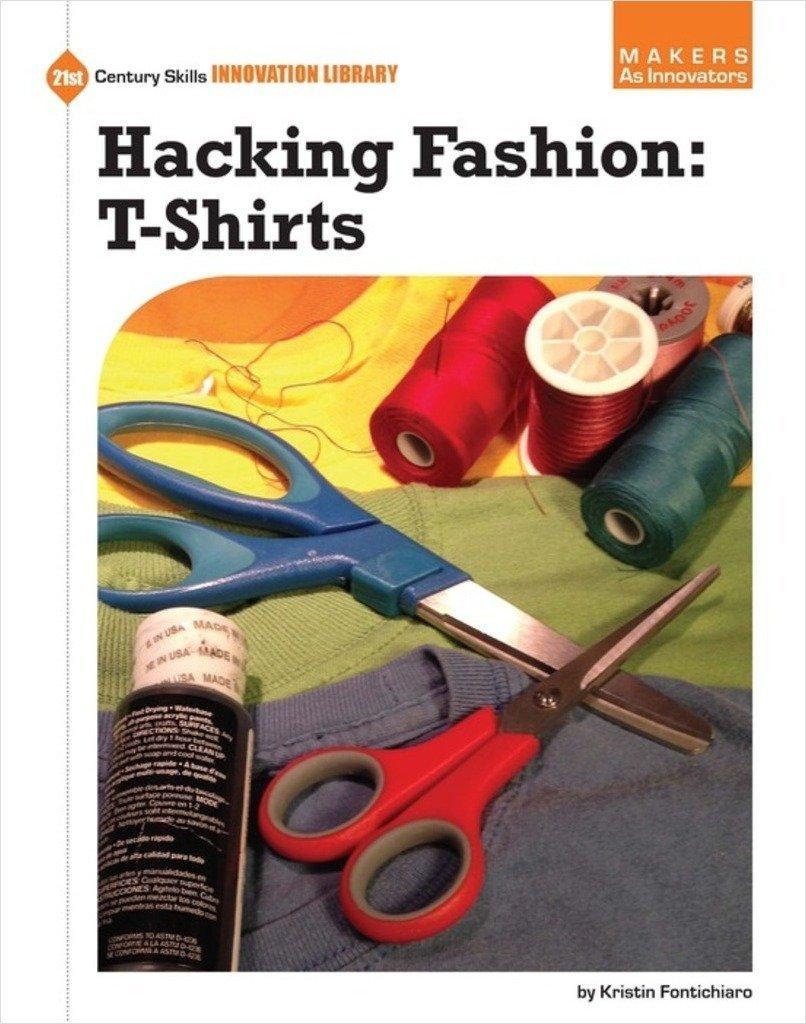 Cover: Hacking Fashion: T-Shirts