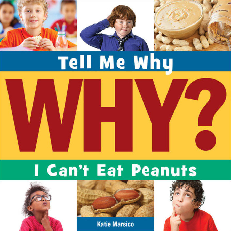Cover: I Can't Eat Peanuts
