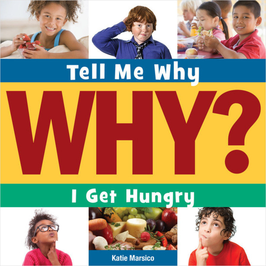 Cover: I Get Hungry