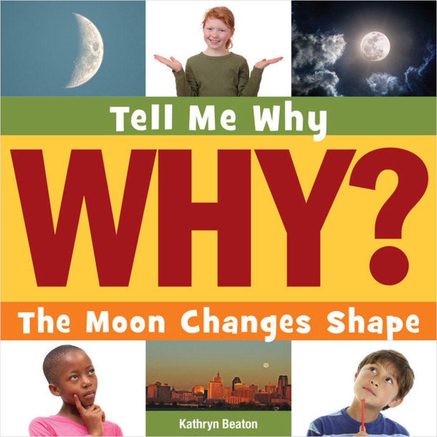 Cover: The Moon Changes Shape