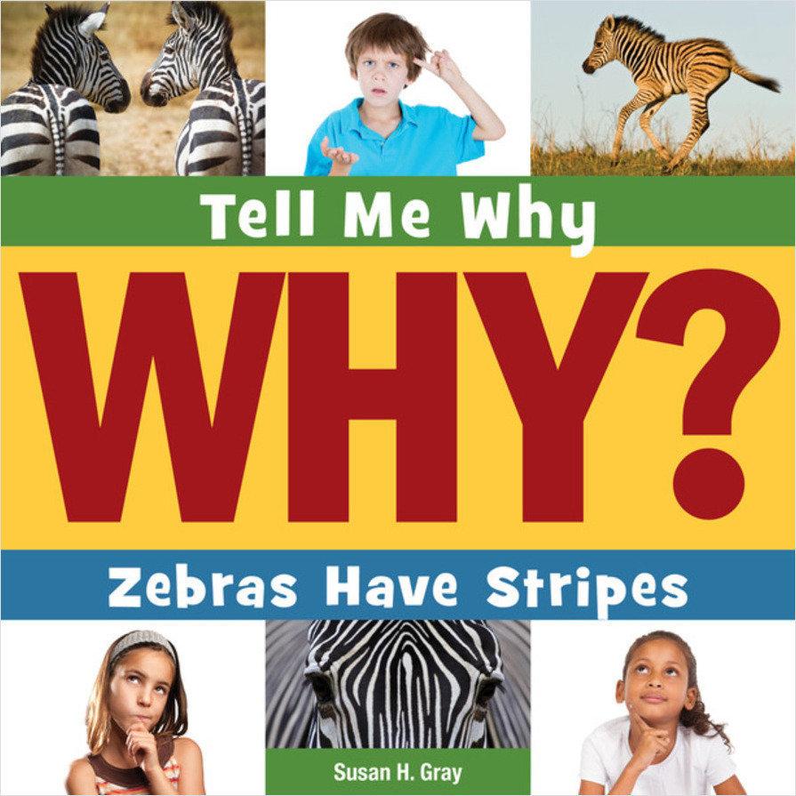 Cover: Zebras Have Stripes