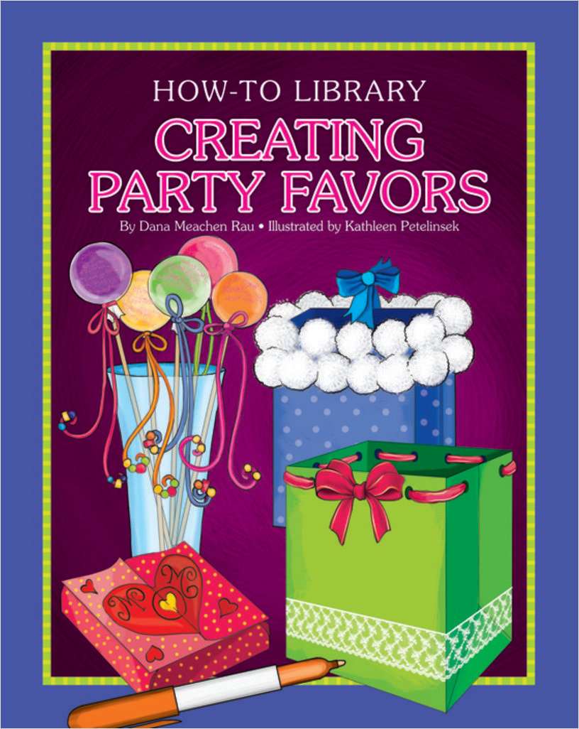 Cover: Creating Party Favors