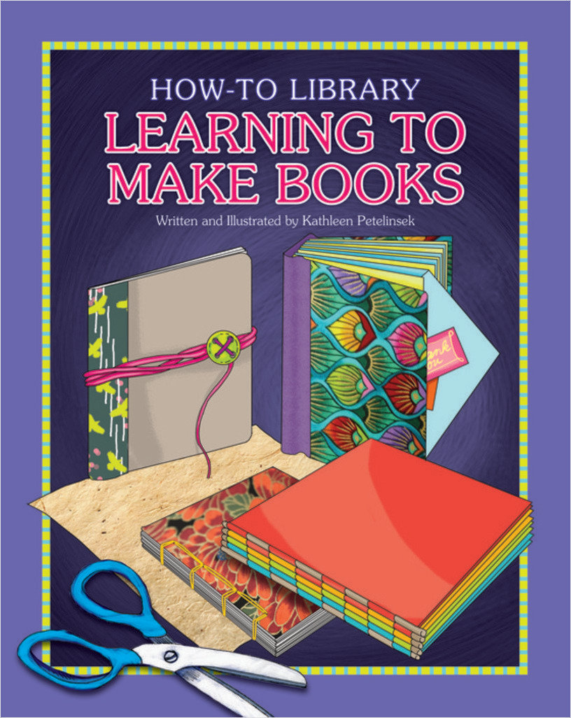Cover: Learning to Make Books