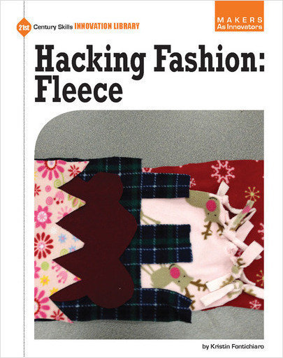 Cover: Hacking Fashion: Fleece