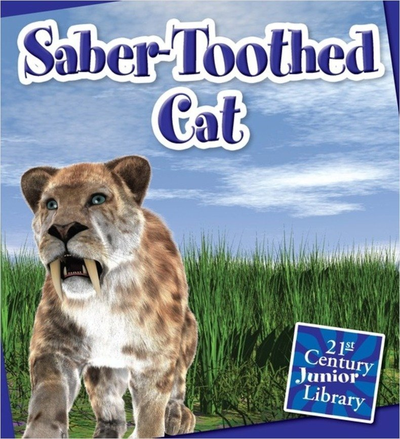 Cover: Saber-Toothed Cat