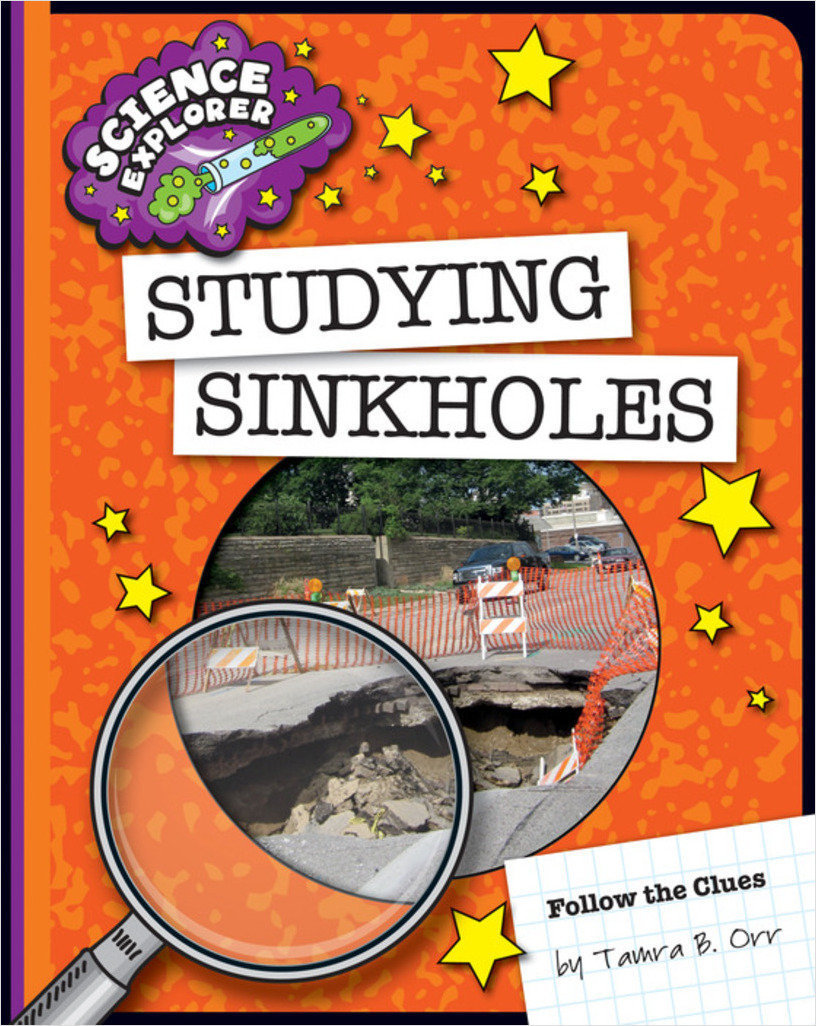 Cover: Studying Sinkholes