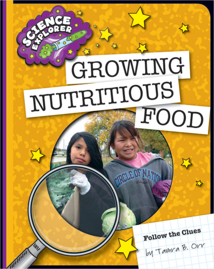 Cover: Growing Nutritious Food