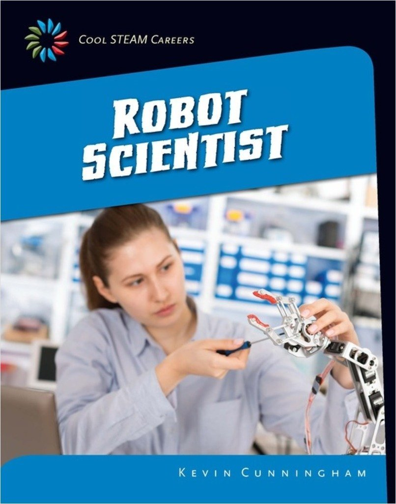 Cover: Robot Scientist