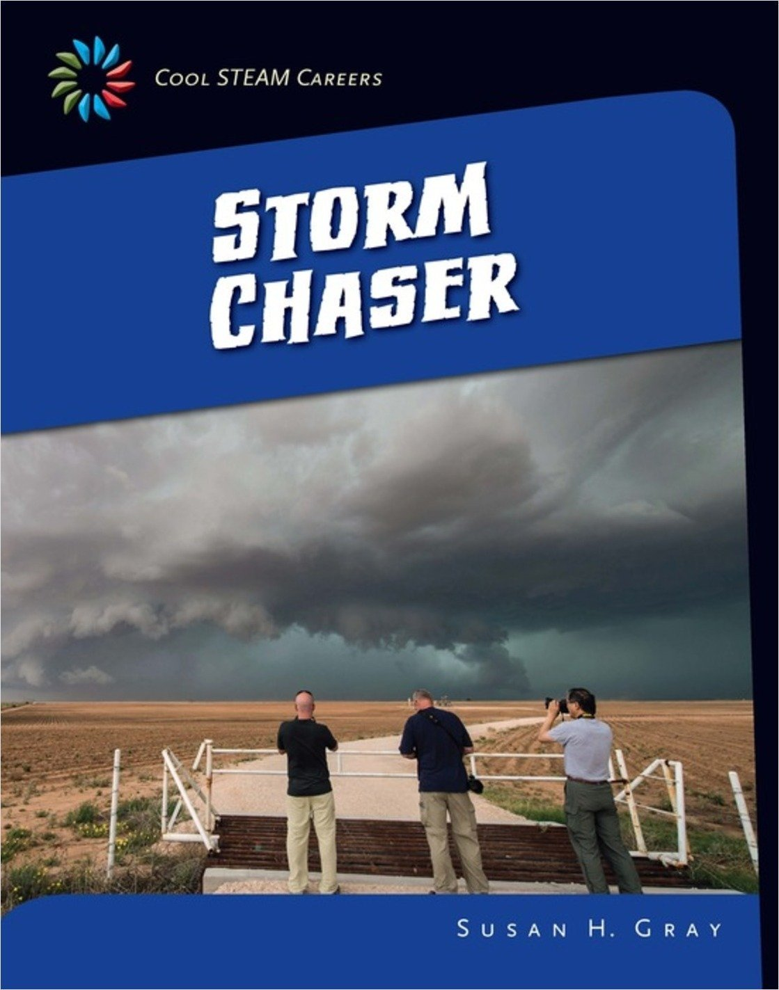 Cover: Storm Chaser