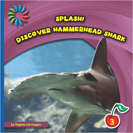Cover: Discover Hammerhead Sharks