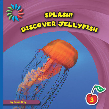 Cover: Discover Jellyfish