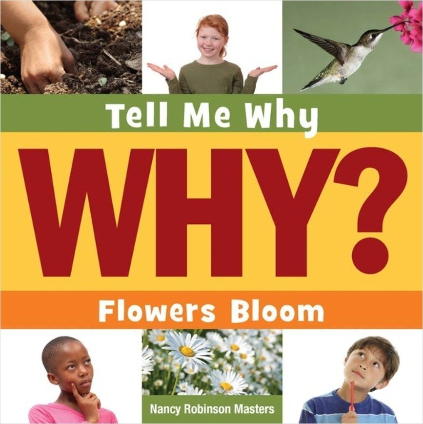 Cover: Flowers Bloom