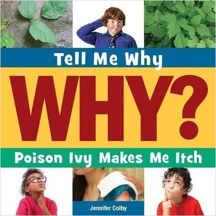 Cover: Poison Ivy Makes Me Itch