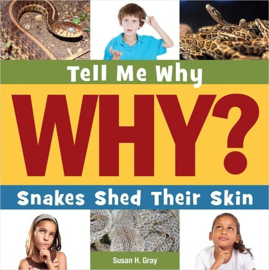 Cover: Snakes Shed Their Skin