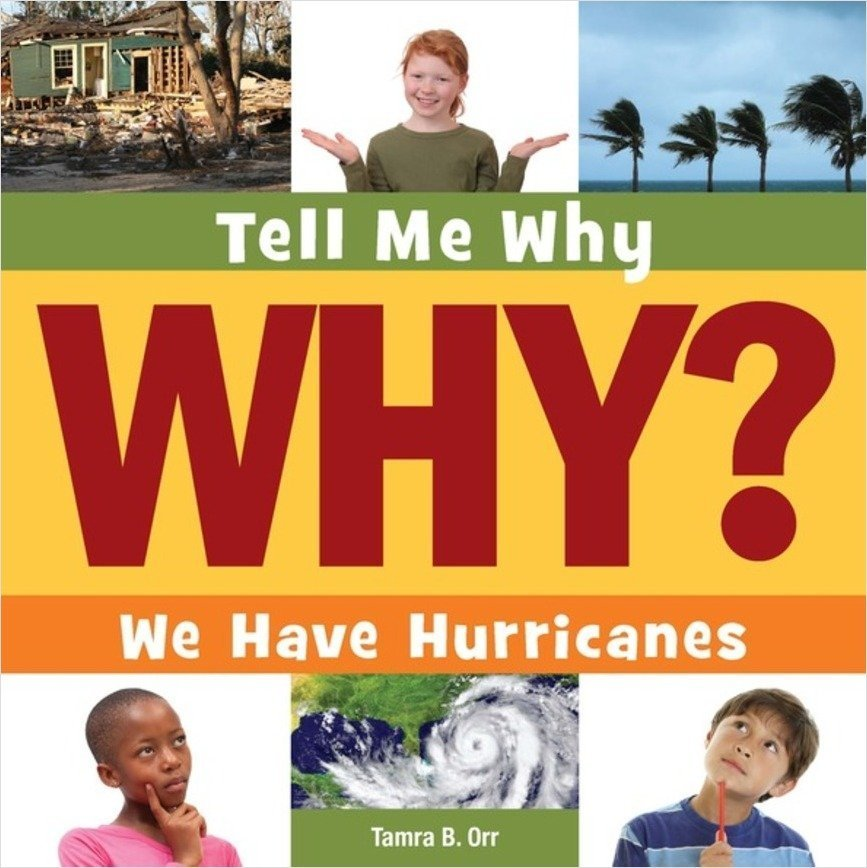 Cover: We Have Hurricanes