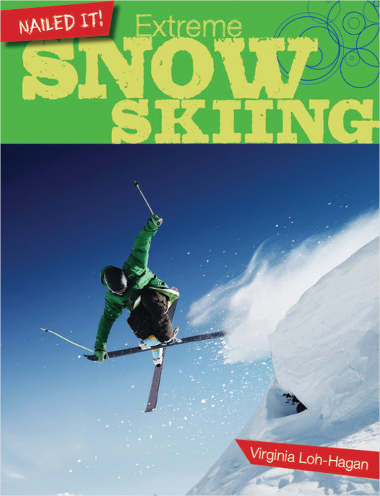 Cover: Extreme Snow Skiing