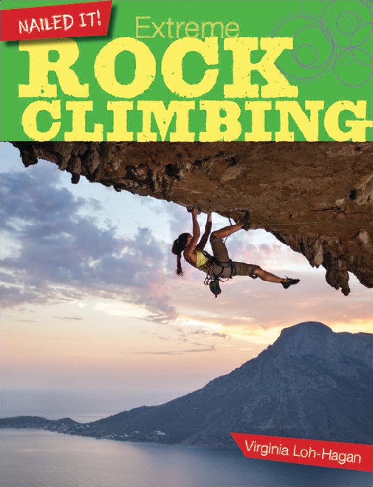 Cover: Extreme Rock Climbing