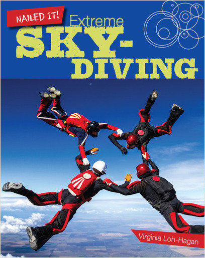 Cover: Extreme Skydiving