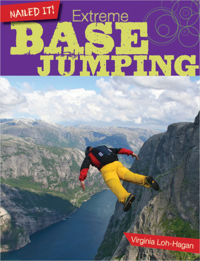 Cover: Extreme Base Jumping