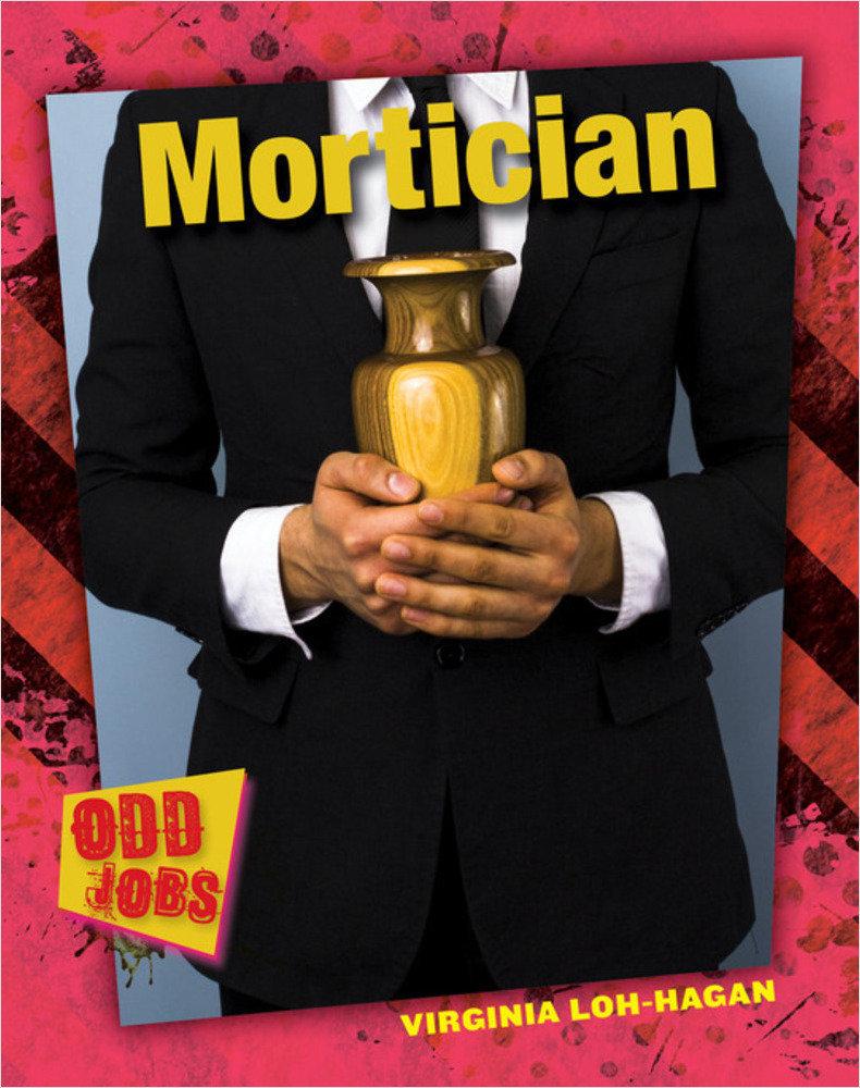 Cover: Mortician