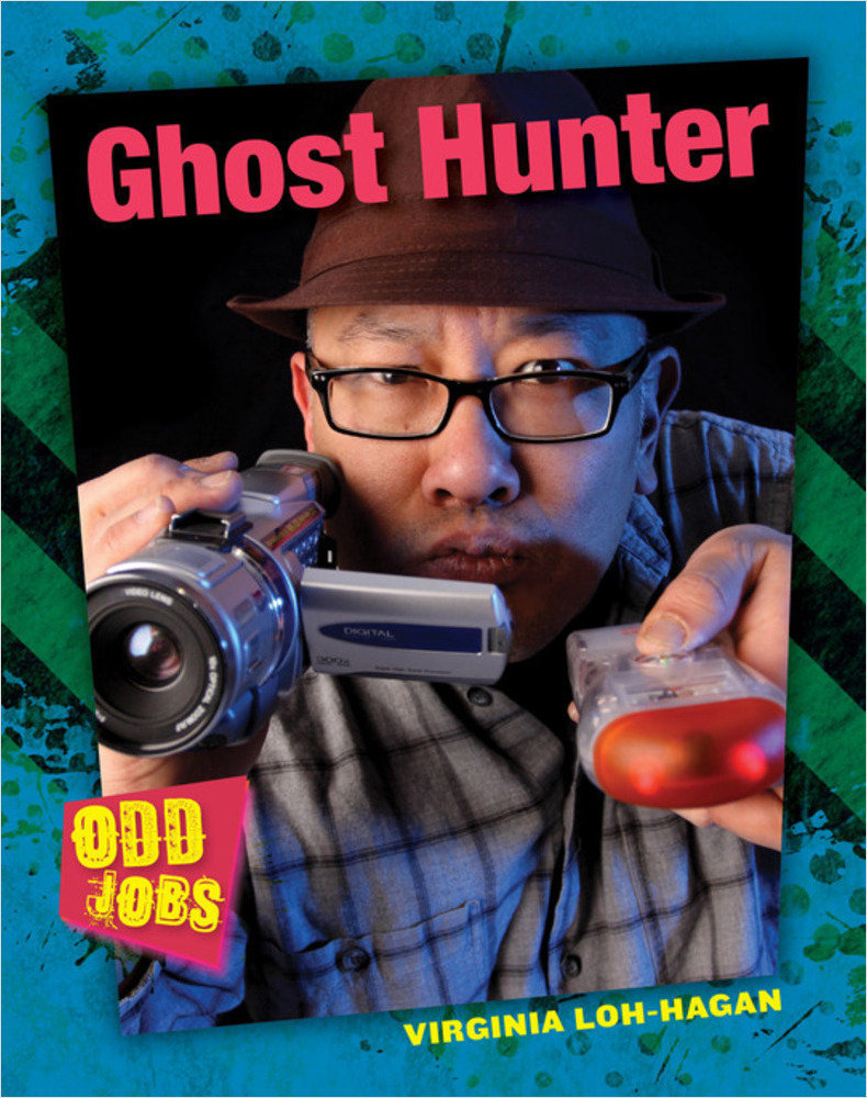 Cover: Ghost Hunter