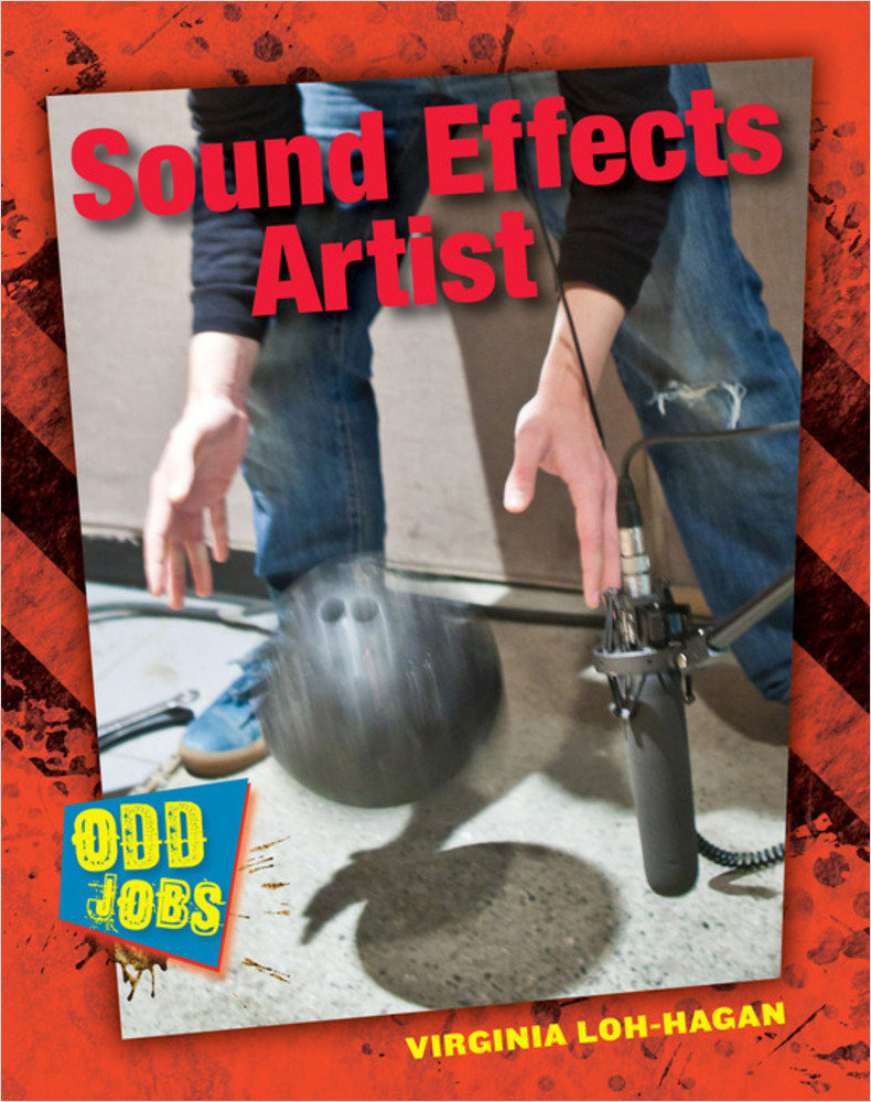 Cover: Sound Effects Artist