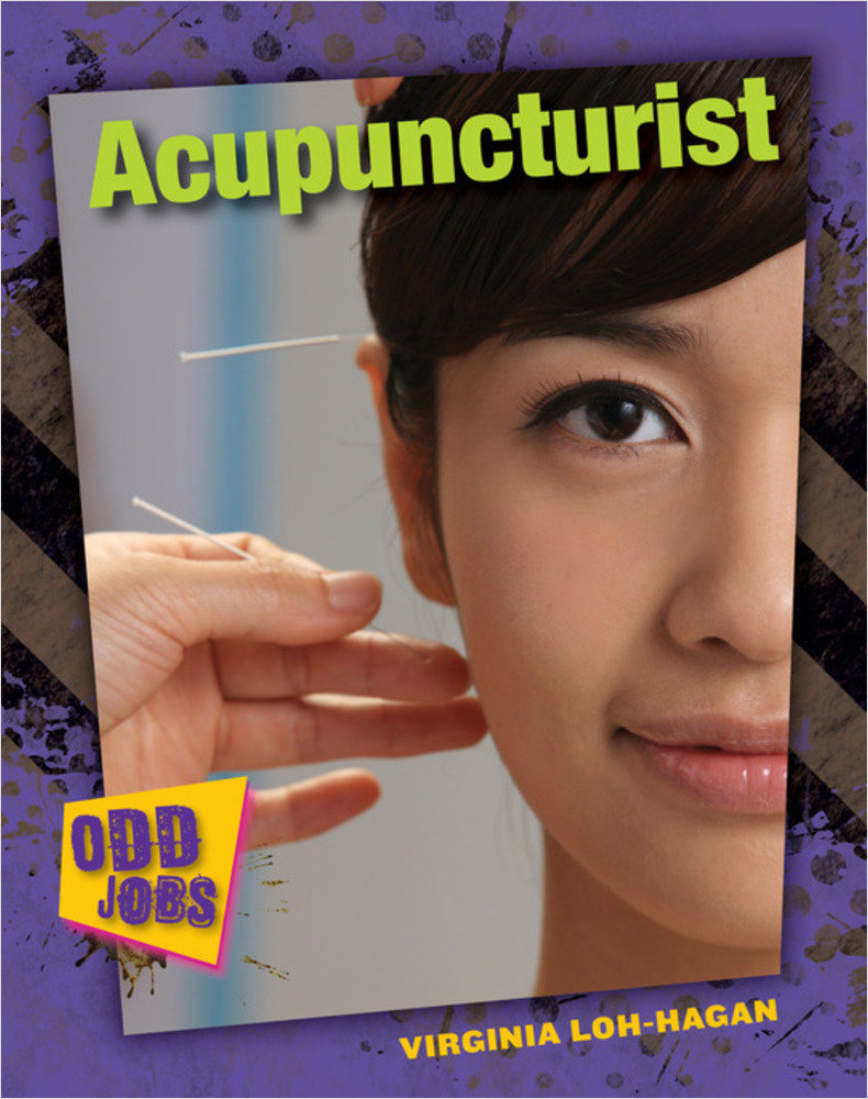Cover: Acupuncturist