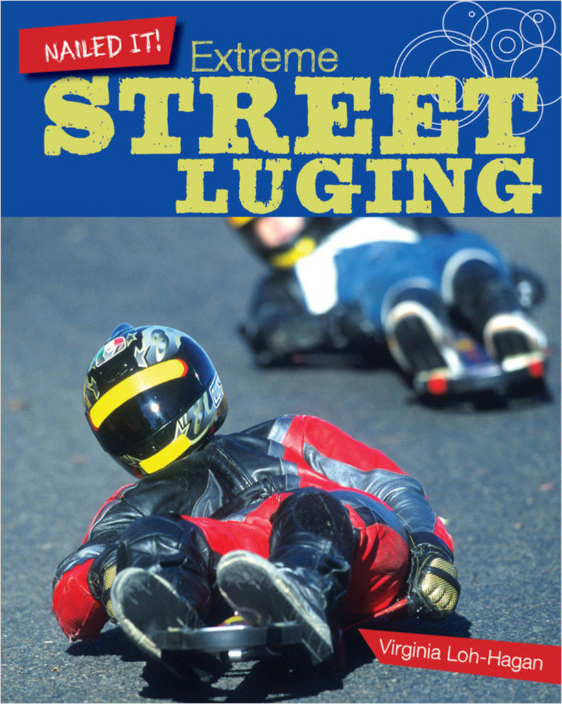 Cover: Extreme Street Luging
