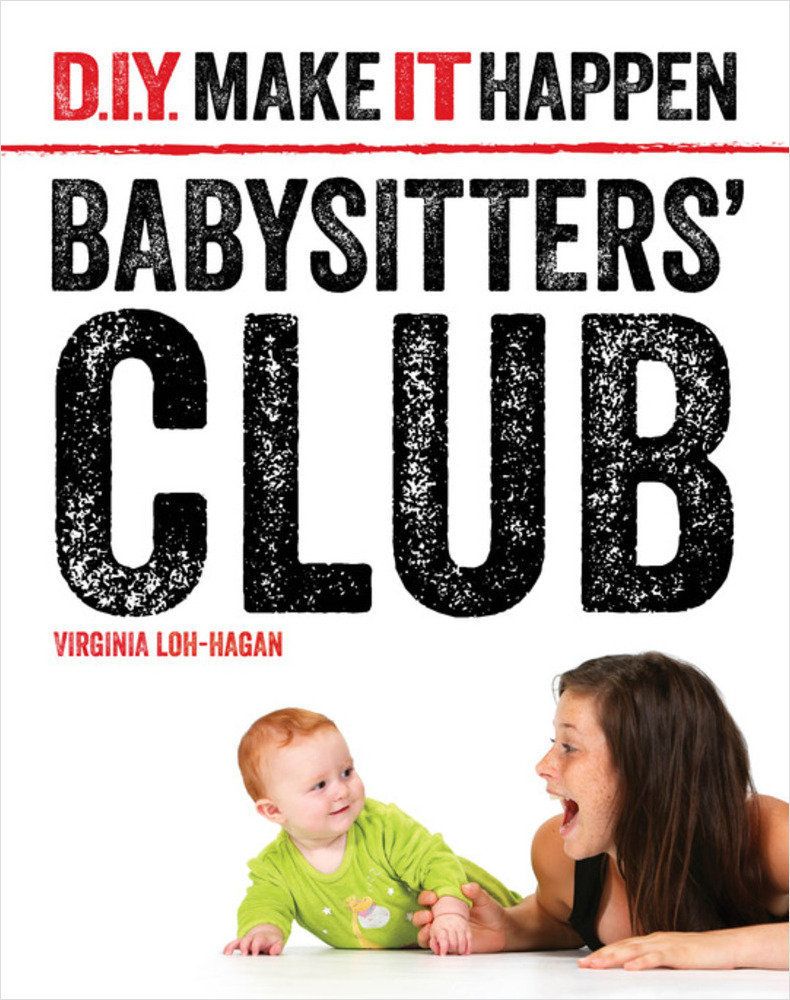 Cover: Babysitters' Club
