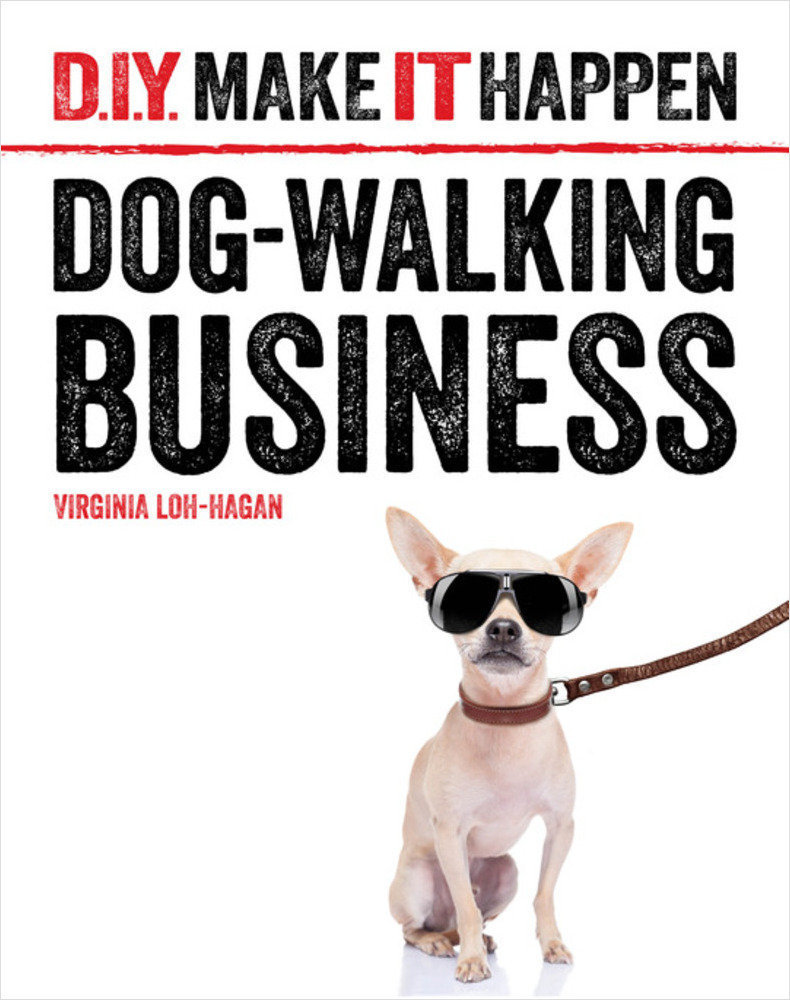 Cover: Dog-Walking Business