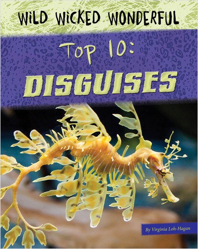 Cover: Top 10: Disguises