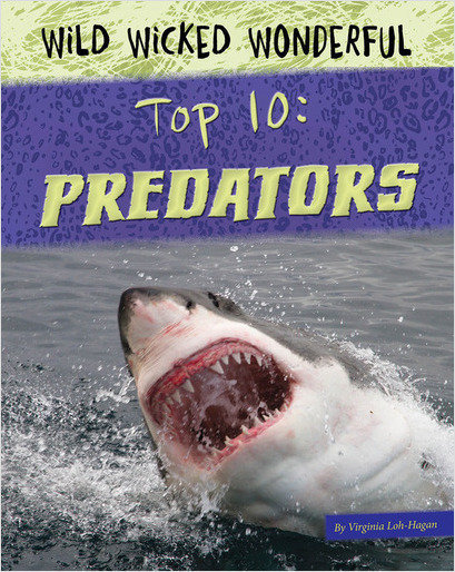 Cover: Top 10: Predators