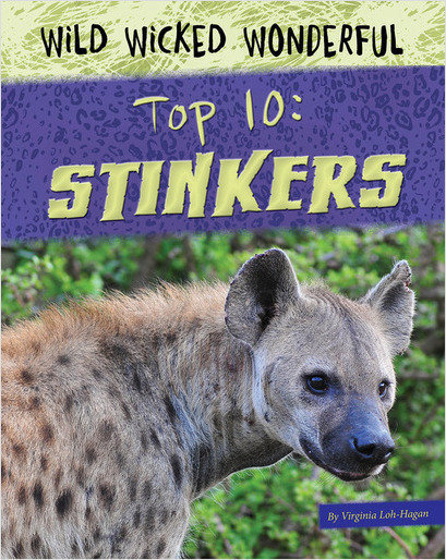 Cover: Top 10: Stinkers