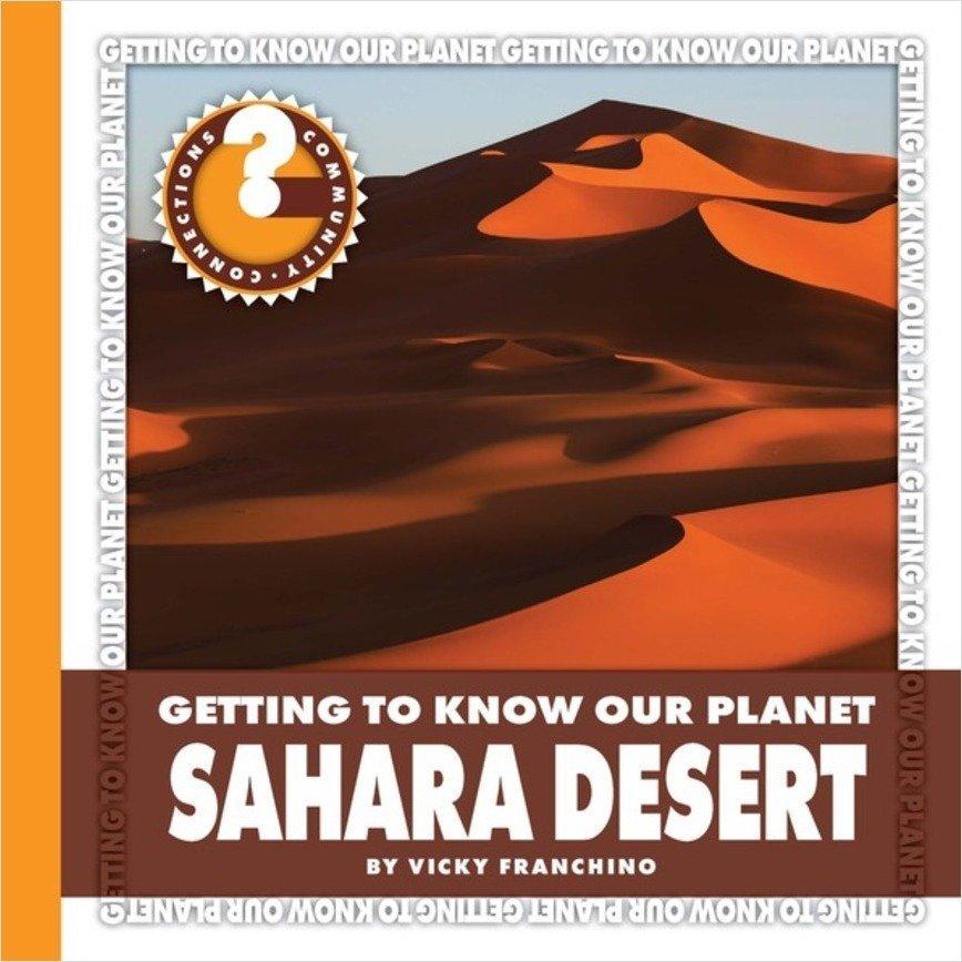 Cover: Sahara Desert