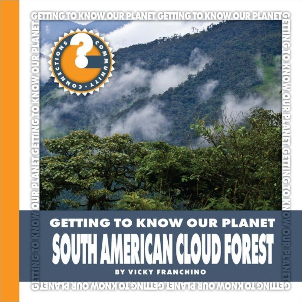 Cover: South American Cloud Forest