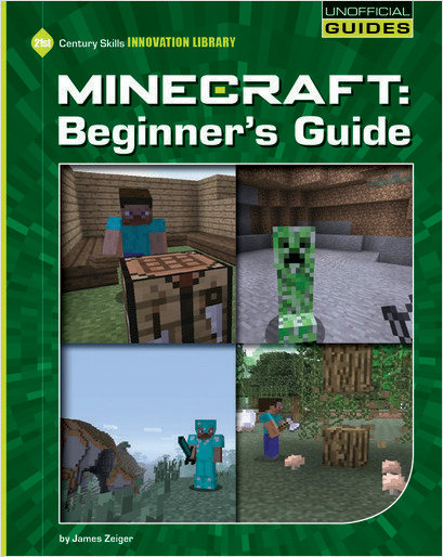 Cover: Minecraft Beginner's Guide