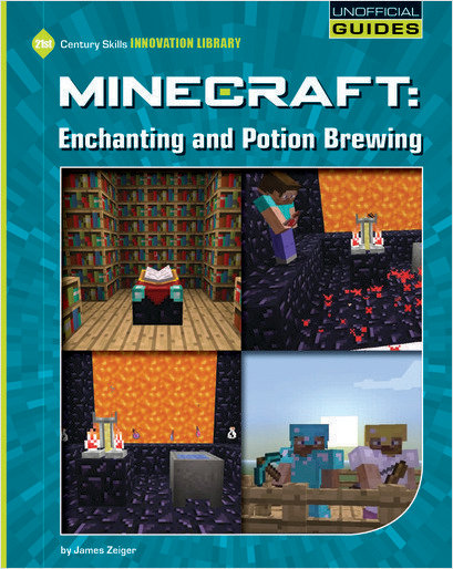 Cover: Minecraft: Enchanting and Potion Brewing