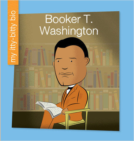 Cover: Booker T. Washington