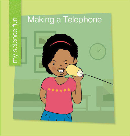 Cover: Making a Telephone