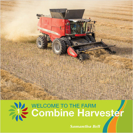 Cover: Combine Harvester