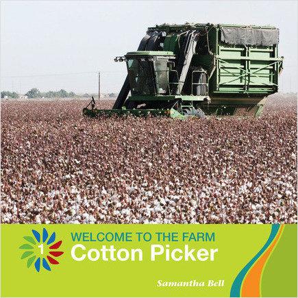Cover: Cotton Picker