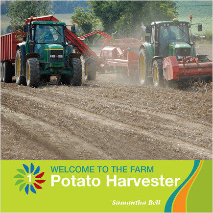 Cover: Potato Harvester