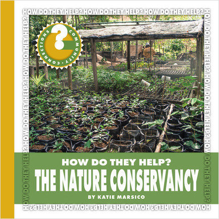Cover: The Nature Conservancy