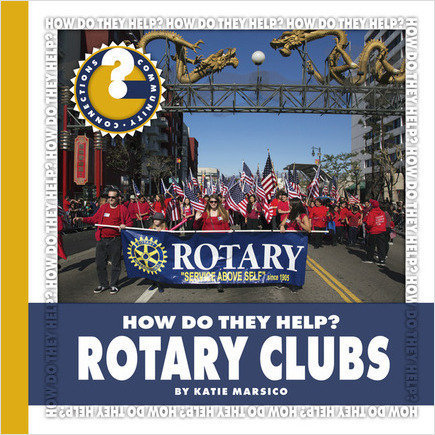 Cover: Rotary Clubs