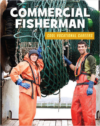 Cover: Commercial Fisherman