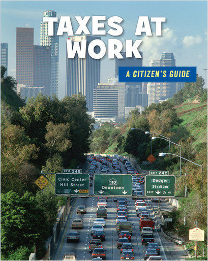 Cover: Taxes at Work