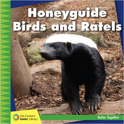 Cover: Honeyguide Birds and Ratels