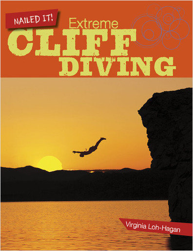Cover: Extreme Cliff Diving
