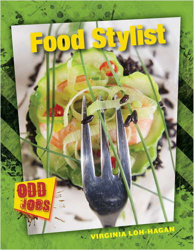 Cover: Food Stylist