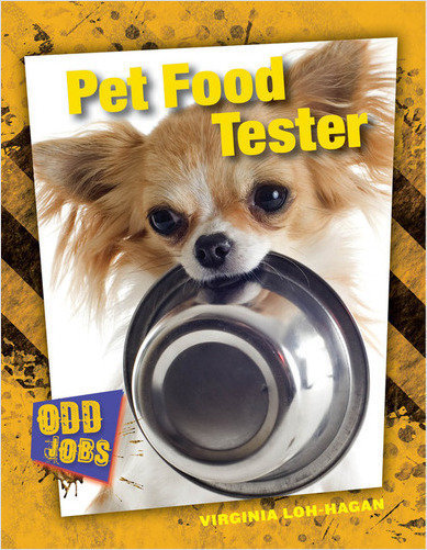 Cover: Pet Food Tester